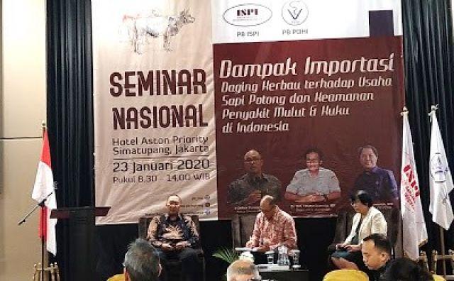 Kekhawatiran Jika Pemerintah Tetap Impor Daging Kerbau
