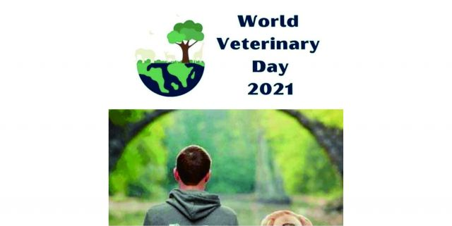 WORLD VETERINARY DAY 24 APRIL 2021